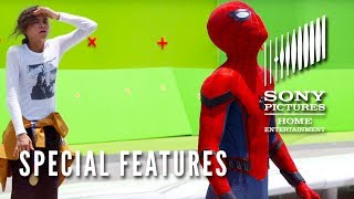 SPIDER-MAN: HOMECOMING - SPECIAL FEATURES CLIP Tom Holland