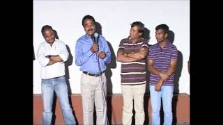 Bhoopal reddy ( Lead Role)  feedback at lamakaan on Enthenthadooram