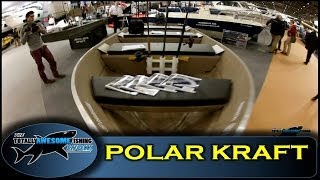Polar Kraft Boat Review by The Totally Awesome Fishing Show