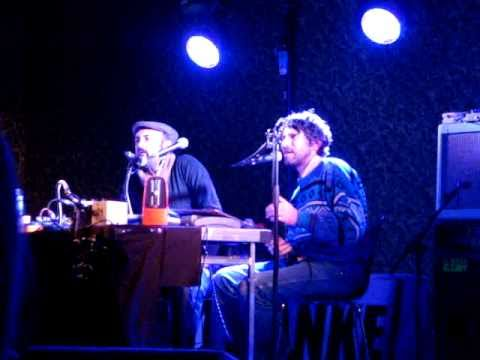 Gruff Rhys & Andy Votel Sitars In Their Eyes