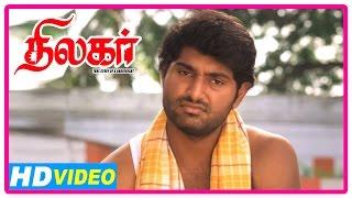 Thilagar Tamil Movie | Scenes | Poo Ram angry on Kishore | Dhruvva | Mrudula