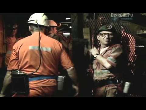 Discovery - How Do They Do It - Boulby Potash Mine