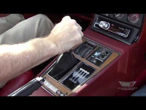 Driving A C3 With SST's TREMEC 6-Speed Kit