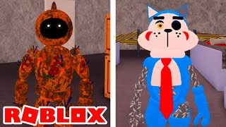 NEW Candy and Gallant Gaming Animatronics in Roblox The Pizzeria Roleplay