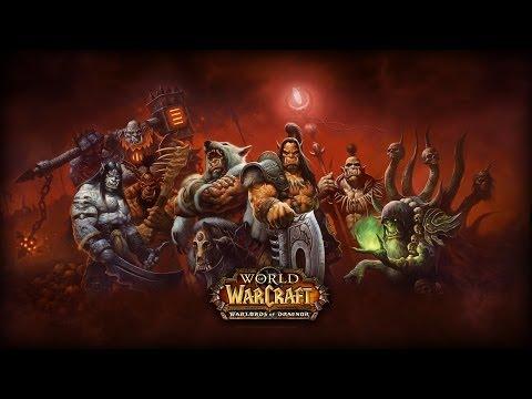 World of Warcraft: Warlords of Draenor Alpha Livestream - Medievaldragon