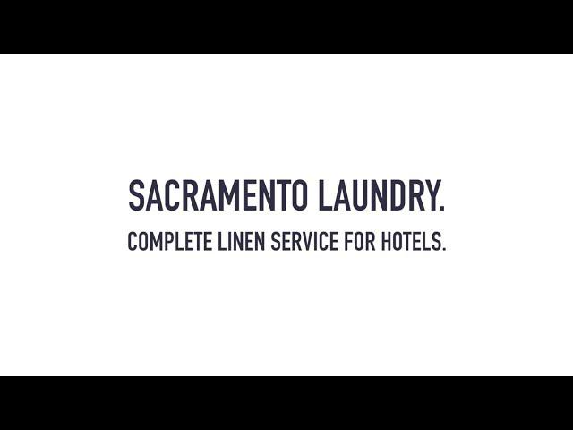 Laundry Company. Sacramento, CA, USA.