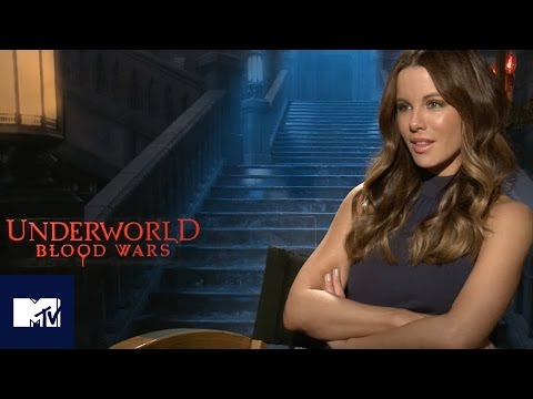Kate Beckinsale Plays Would You Rather: UNDERWORLD Edition! | MTV