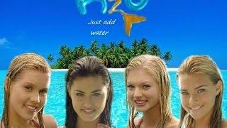 Nickelodeon H2O Просто добавь воды 3 сезон 23 & 24 серии из 26) на русском