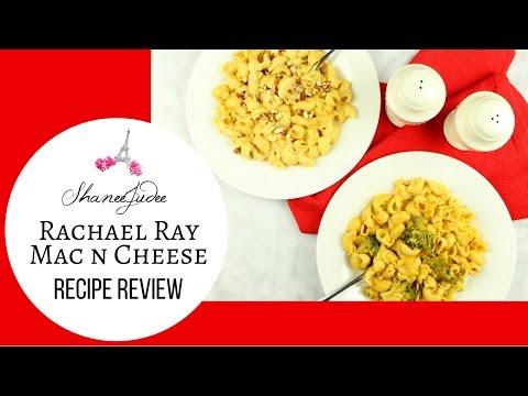 Rachael Ray Mac N Cheese Recipe Review   ShaneeJudee