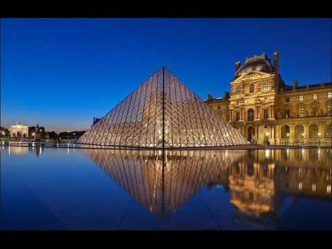 Musée du Louvre (Paris) - A Virtual Tour through the Louvre Museum in Paris, France
