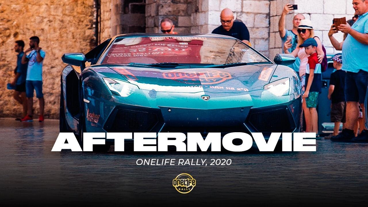 OneLife Rally Official AfterMovie 2020