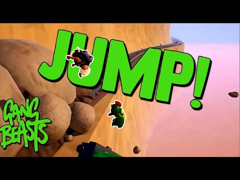 Gang Beasts PS4 Funny Moments #14