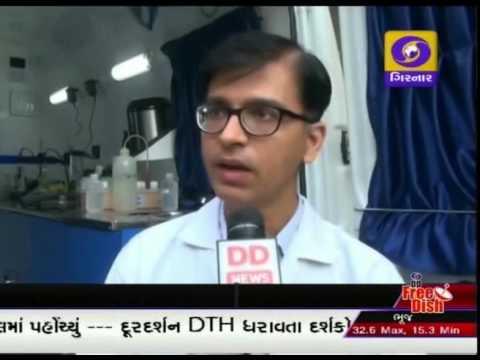 Surat Water Testing Laboratory Van