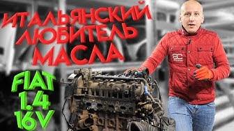 """Простой мотор, который любит """"выпивать"""" масло: Fiat 1.4 16v с """"фазокрутилкой""""."""