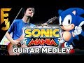 Download Sonic Mania Guitar Medley | FamilyJules MP3 song and Music Video