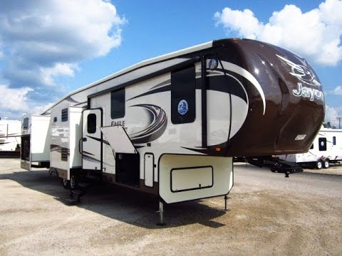 Haylettrv Com 2015 Jayco Eagle Premier 375bhfs Bunkhouse Fifth