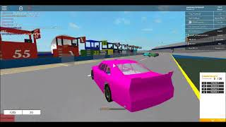 Roblox Non Vision-Lag fun race part 1!