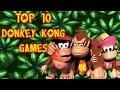 Top 10 Donkey Kong Games - Jareditton