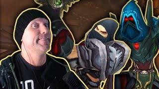 DOUBLE TROUBLE - Subtlety & Assassination Rogue Duo Rated 2v2 Arena Highlights - Legion 7.3