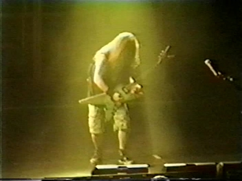 Pantera - Live in Vancouver, BC, Canada (2001) [Full show]