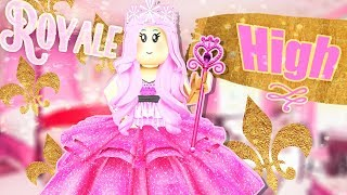 NO PEASANTS ALLOWED! Roblox ROYALE HIGH 👑