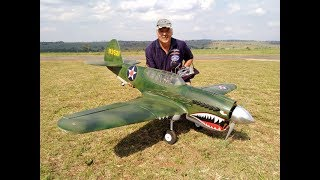 Warbird and Vintage Fun Fly In 2017 at IRF Part 1 (720HD)