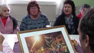 Premio al Mérito al Centro de Abuelos Eluney