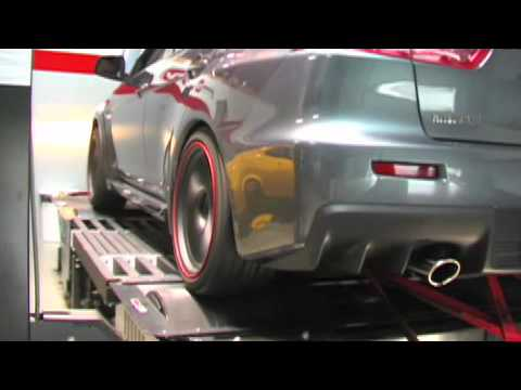 ENEOS Oil vs Other Brand DYNO Tested on EVO