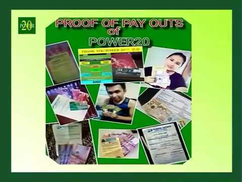 HOW TO EARN IN POWER 20 MARKETING
