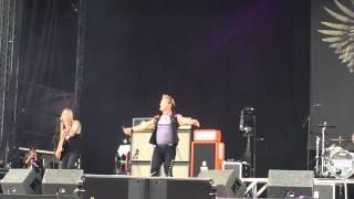 "Fozzy - ""Enemy"" - Download Festival 2014"