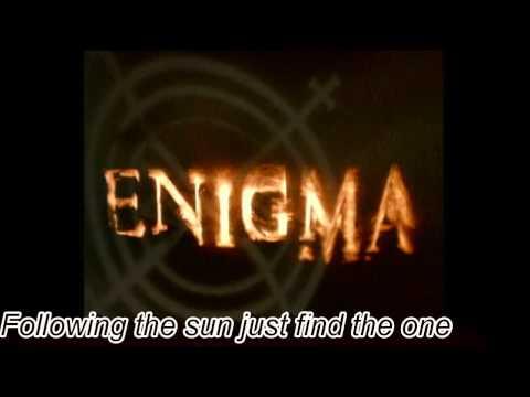 Enigma-following the sun-lyrics