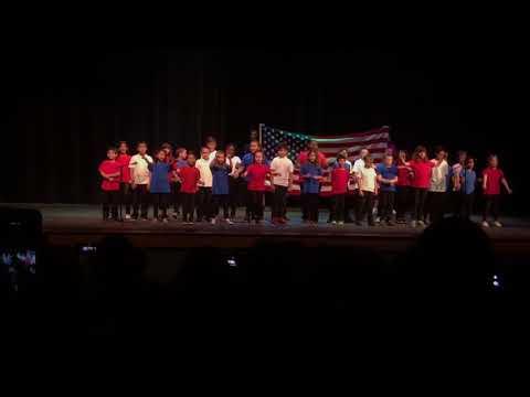 Red, White, & Blue - Wider Horizons School