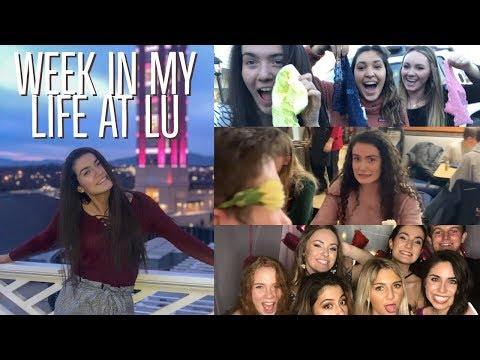 College Week In My Life: Speed Dating, Valentines Formal & More!