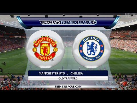 FIFA 15 GameDay Sim | Week 9 - Manchester United vs Chelsea