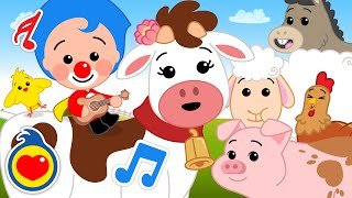 Como los Animalitos 2 - Y las Mejores Canciones Infantiles de Granja ♫ Plim Plim