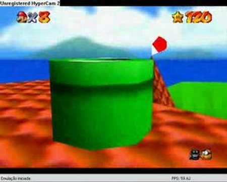 how to add codes in super mario 64