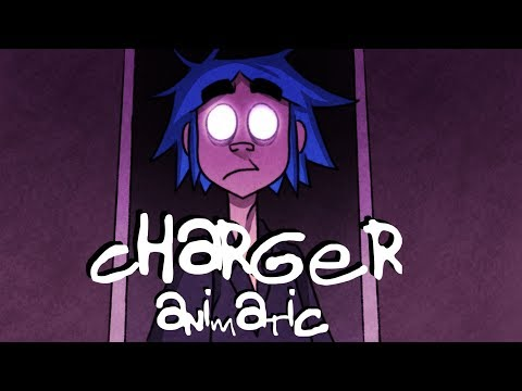 """Charger"" [Gorillaz]- ANIMATIC"