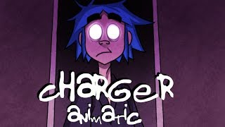 """Charger"" [Gorillaz]- ANIMATIC"