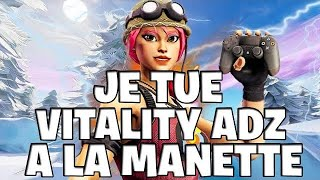 JE TUE VITALITY ADZ EN LIGUE CHAMPION À LA MANETTE !