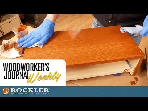 Simple Woodworking Finishes | Weekly Issue 587
