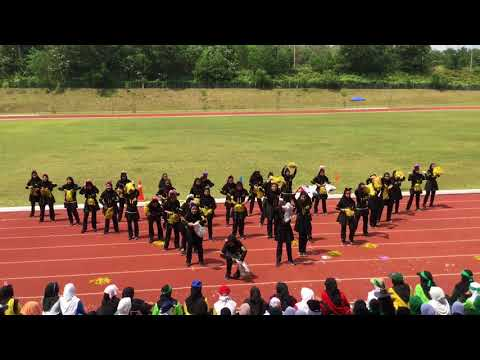 TKC 56th Sports Day - Cheerleading Competition - SZ