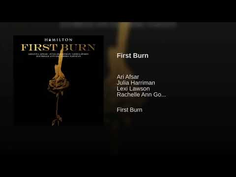 First Burn - The Hamildrops