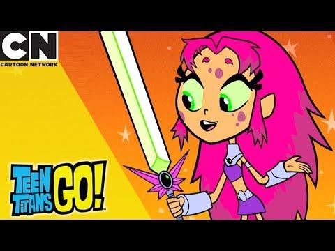 Teen Titans Go!  Starfire Marries an Alien  Cartoon Network
