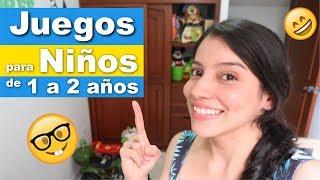 Juegos para niños de 1 a 2 años | Bolsitas Sensoriales | Plastilina Casera | Dactilopintura