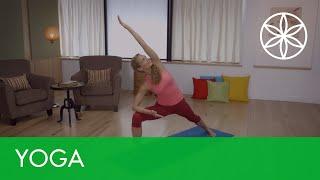Flow Yoga for Beginners - Bonus: Flow for Flexibility | Yoga | Gaiam