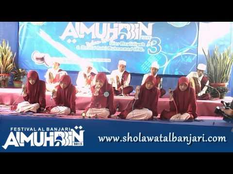 Zalzalah - Festival Banjari Muhibbin Lamongan 2015