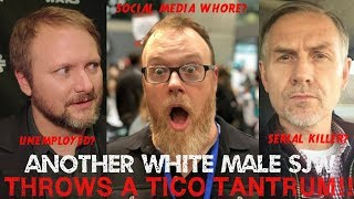 RIAN JOHNSON TRILOGY CANCELLED & TICO TANTRUMS ON TWITTER - FIF #1