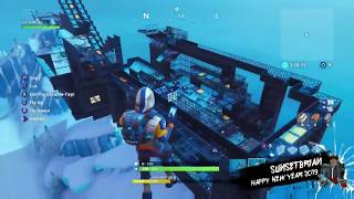 Fortnite Creative Server Code Links - Arctic Island 2 (Ice Cage Battle Arena) Volle Teams