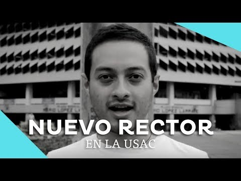 La Usac eligió a su próximo rector