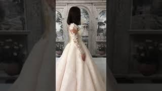 "@mlv_svadebnyisalon_gelina Свадебное платье ""КЕКС"" выполнено на заказ. ЦЕНА : 36000 рублей."